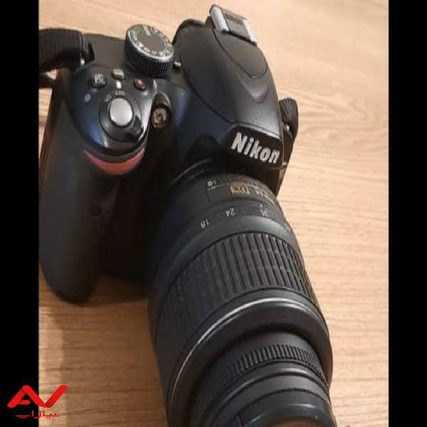 دوربین عکاسیnikon d۳۲۰۰