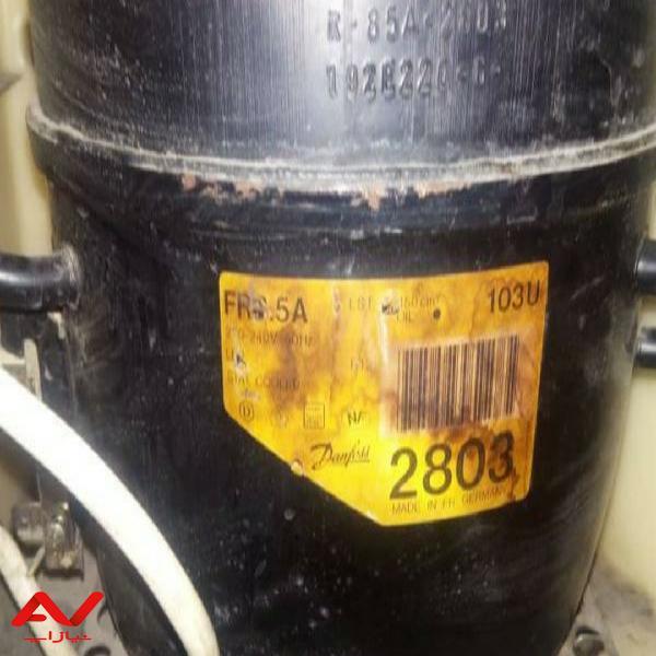 فروش انواع موتور یخچال فریزر